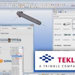 TEKLA Structures components