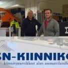 SN-Kiinnike: Kiinnitystarvikkeet alan ammattilaisille