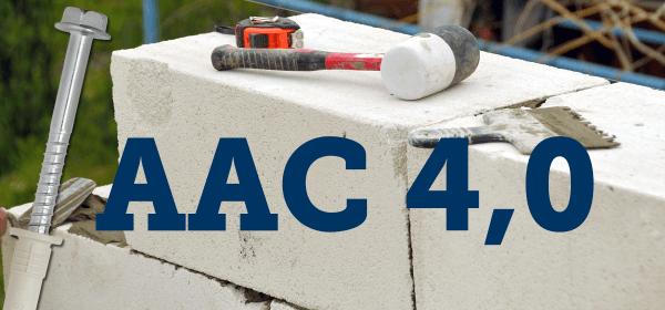 Kevytbetonin kuormat AAC-luokkina