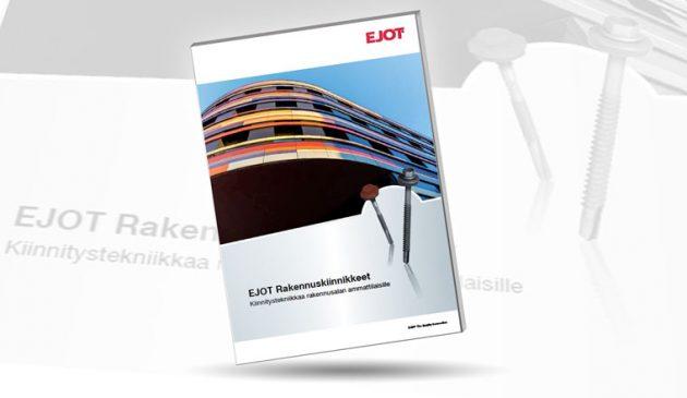 Suomenkielinen EJOT katalogi